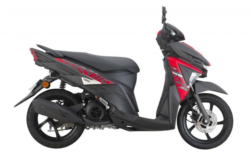 2021 Yamaha Avantiz updated for Malaysia, RM4,873 Image #1285817