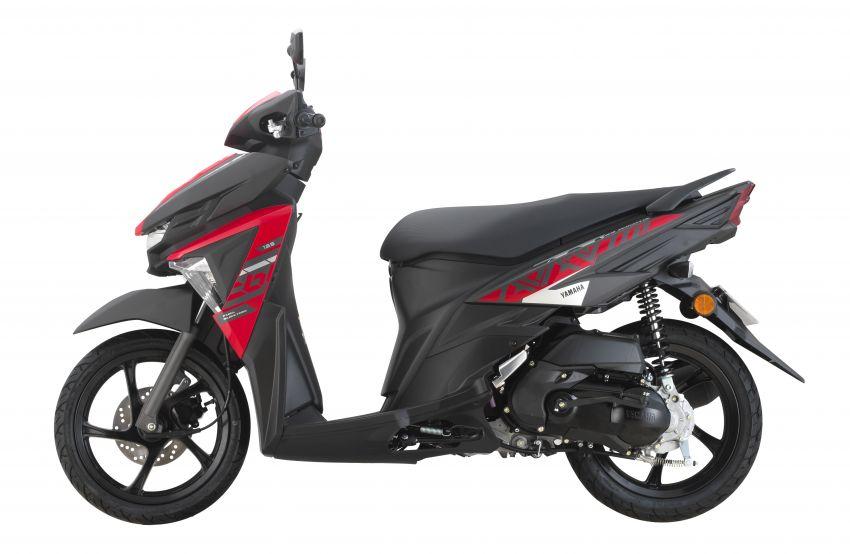 2021 Yamaha Avantiz updated for Malaysia, RM4,873 Image #1285818