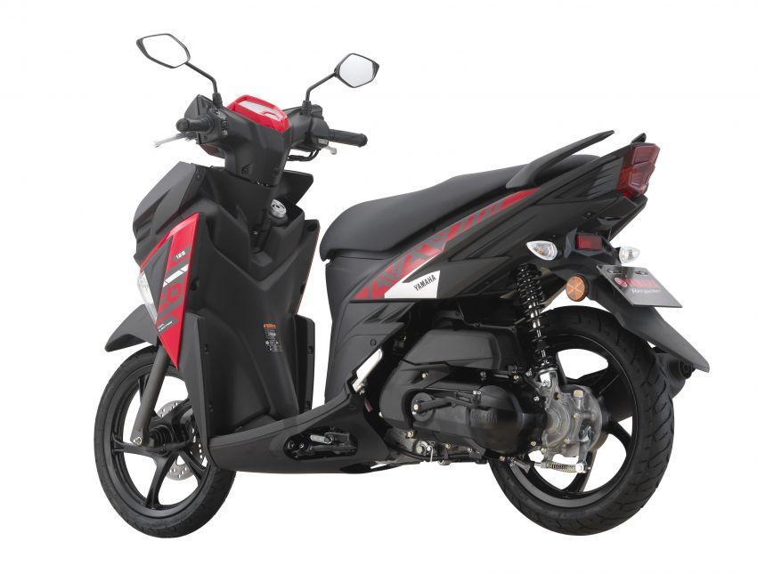 2021 Yamaha Avantiz updated for Malaysia, RM4,873 Image #1285819