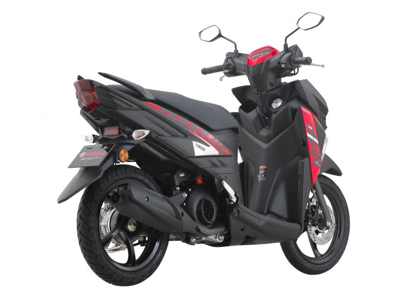 2021 Yamaha Avantiz updated for Malaysia, RM4,873 Image #1285820