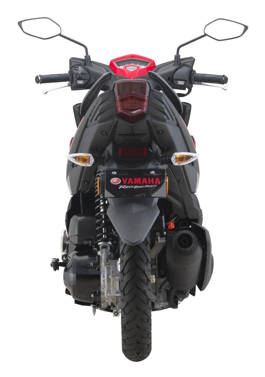 2021 Yamaha Avantiz updated for Malaysia, RM4,873 Image #1285822