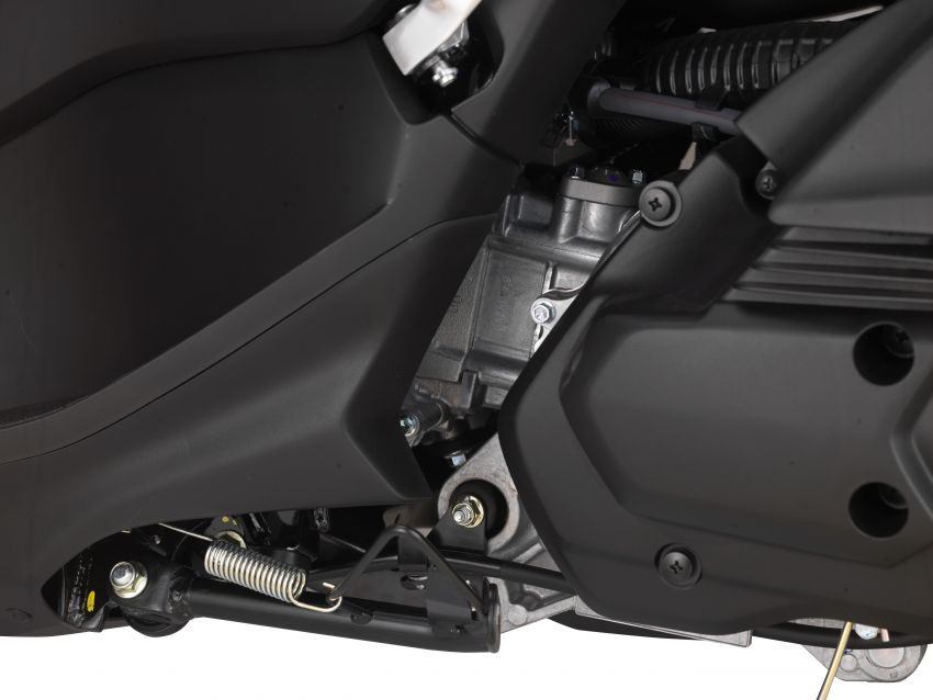 2021 Yamaha NVX now in Malaysia, from RM8,998 Image #1288644