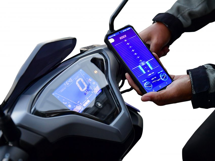2021 Yamaha NVX now in Malaysia, from RM8,998 Image #1288653