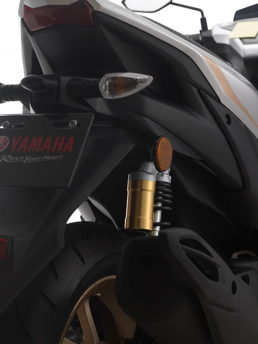 2021 Yamaha NVX now in Malaysia, from RM8,998 Image #1288654