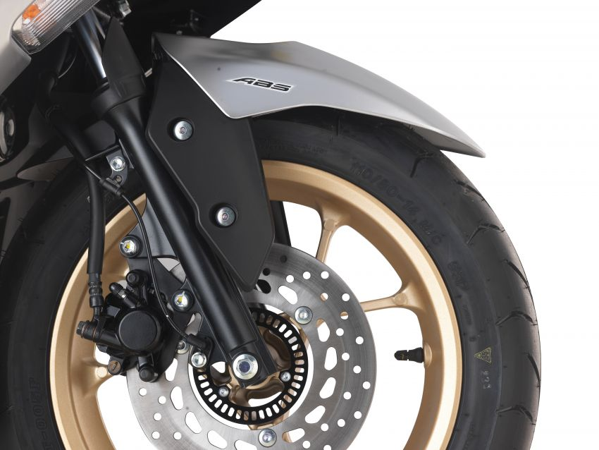 2021 Yamaha NVX now in Malaysia, from RM8,998 Image #1288655