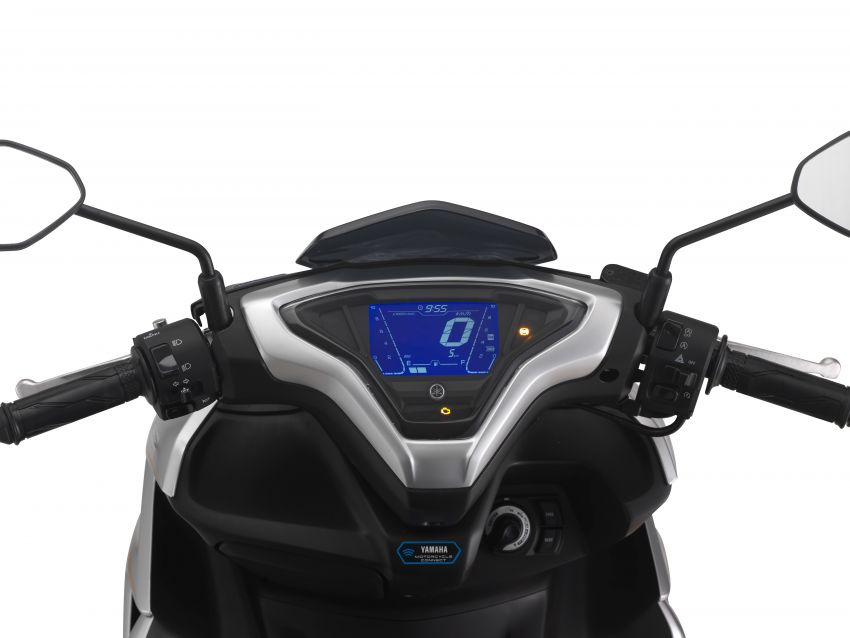 2021 Yamaha NVX now in Malaysia, from RM8,998 Image #1288645