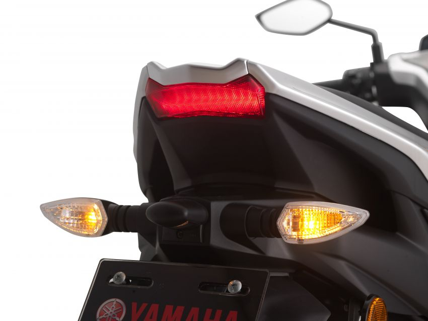 2021 Yamaha NVX now in Malaysia, from RM8,998 Image #1288647