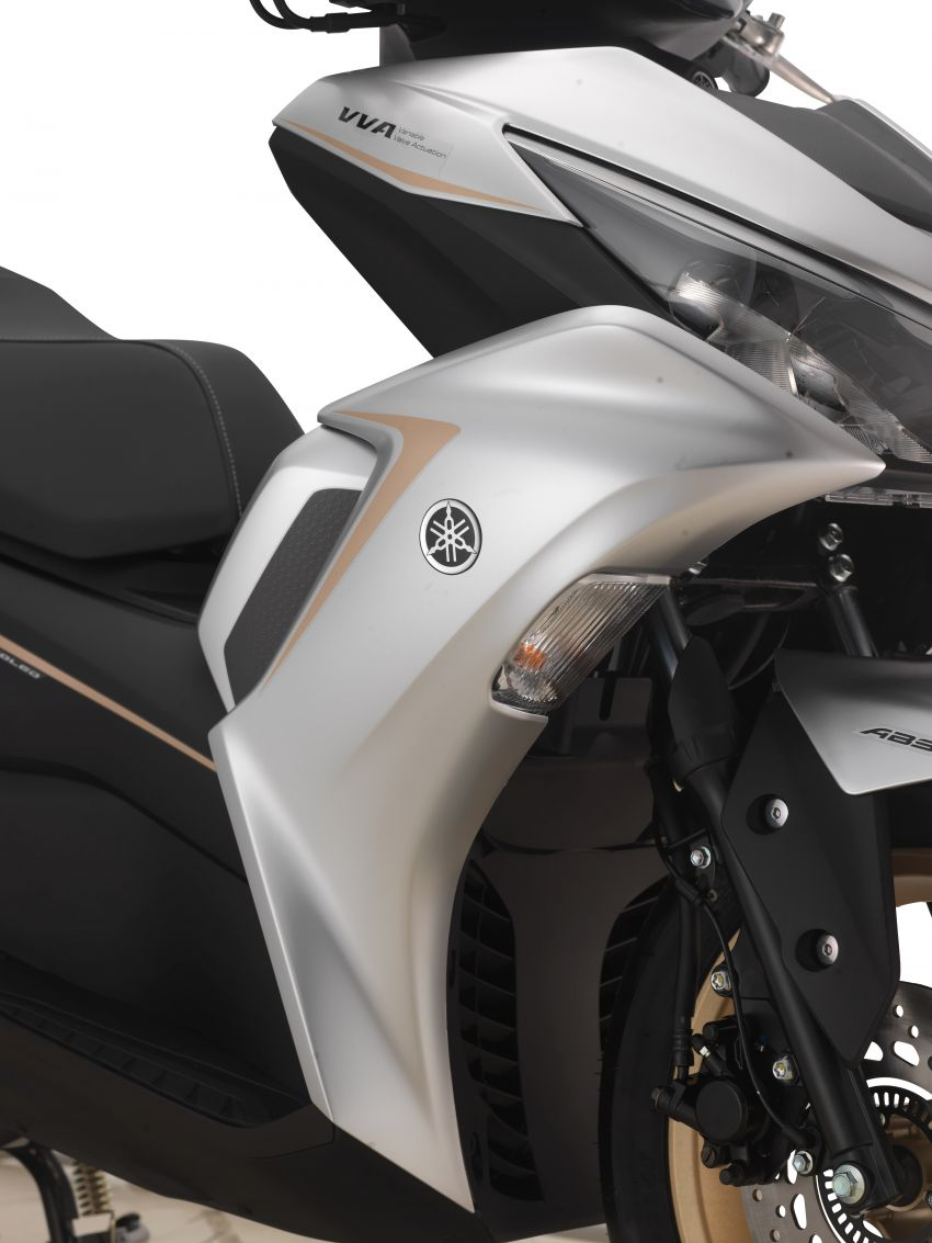 2021 Yamaha NVX now in Malaysia, from RM8,998 Image #1288651
