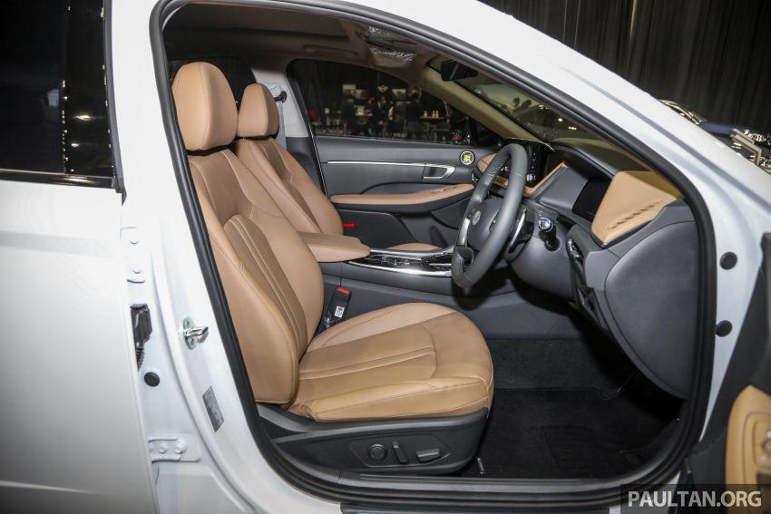 Hyundai Sonata Bob G Edition on display at ACE 2021 – black decals, 19-inch wheels, no change in price Image #1283086