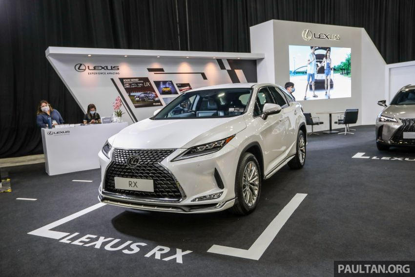 ACE 2021 – Lexus UX available with Next Step financing, immediate delivery, from RM1,938 per month Image #1282534