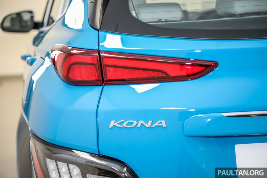 Hyundai Kona facelift launched in Malaysia – 2.0L NA CVT only, Active now with AEB, RM120k to RM137k Image #1280484