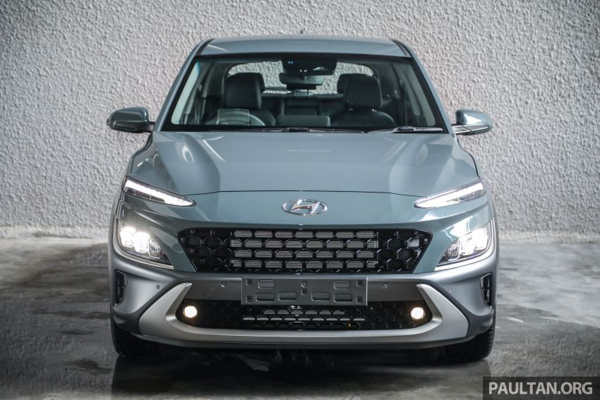 Hyundai Kona facelift launched in Malaysia – 2.0L NA CVT only, Active now with AEB, RM120k to RM137k Image #1280493
