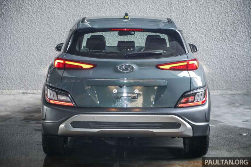 Hyundai Kona facelift launched in Malaysia – 2.0L NA CVT only, Active now with AEB, RM120k to RM137k Image #1280494