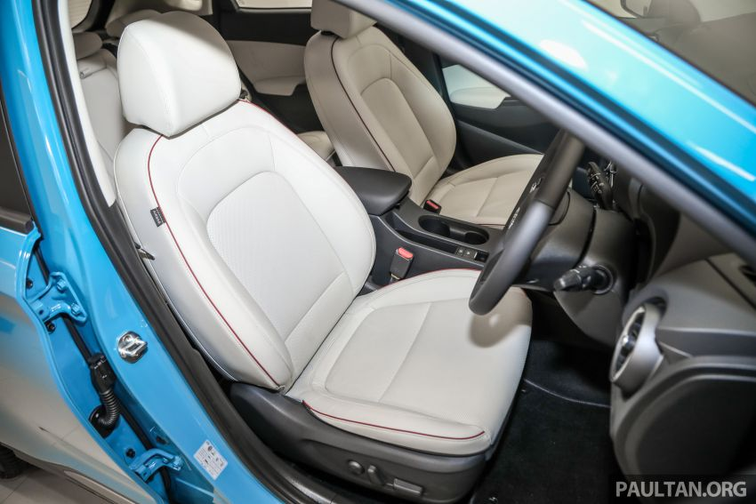 Hyundai Kona facelift launched in Malaysia – 2.0L NA CVT only, Active now with AEB, RM120k to RM137k Image #1280538