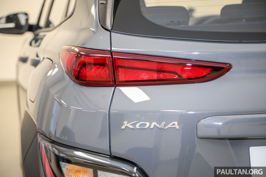 Hyundai Kona facelift launched in Malaysia – 2.0L NA CVT only, Active now with AEB, RM120k to RM137k Image #1280388