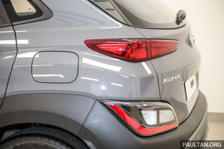 Hyundai Kona facelift launched in Malaysia – 2.0L NA CVT only, Active now with AEB, RM120k to RM137k Image #1280389
