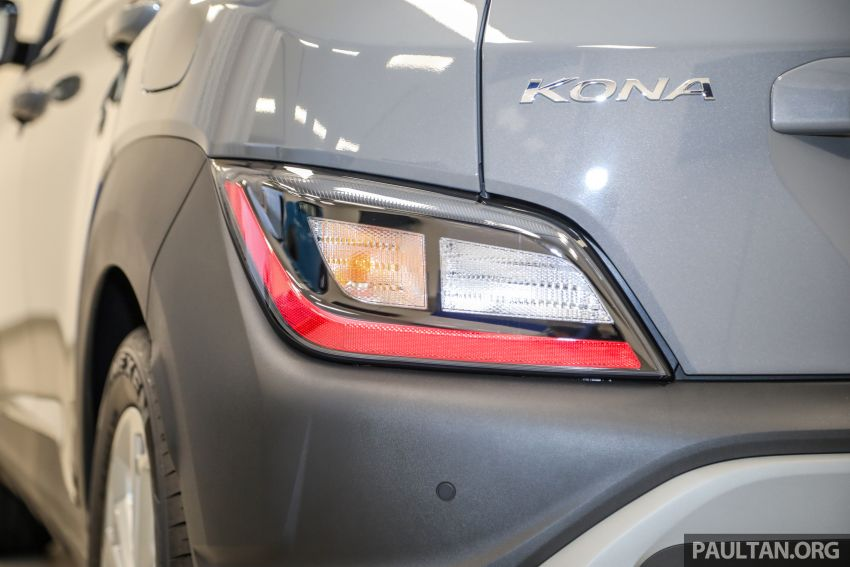 Hyundai Kona facelift launched in Malaysia – 2.0L NA CVT only, Active now with AEB, RM120k to RM137k Image #1280390
