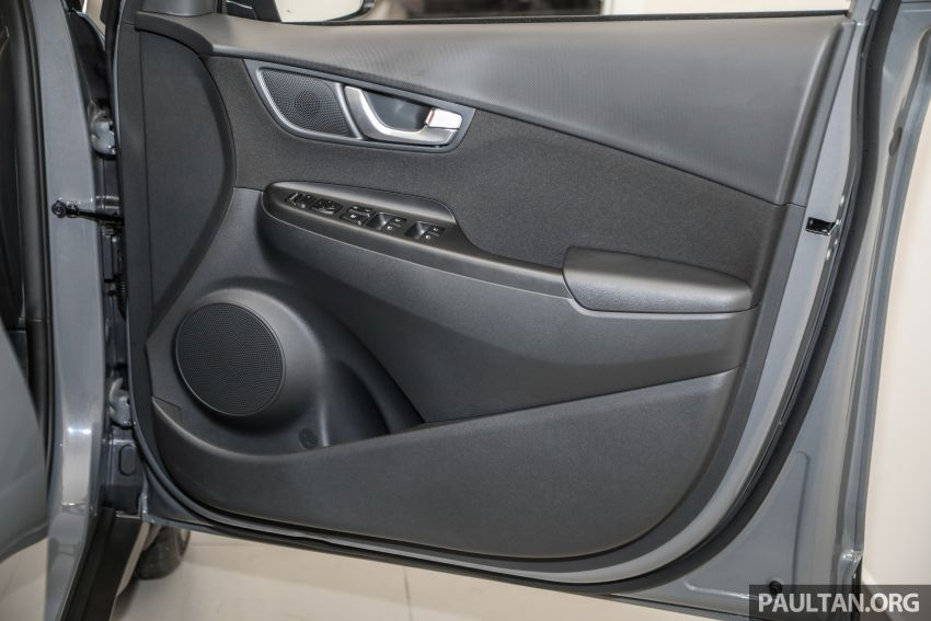 Hyundai Kona facelift launched in Malaysia – 2.0L NA CVT only, Active now with AEB, RM120k to RM137k Image #1280430