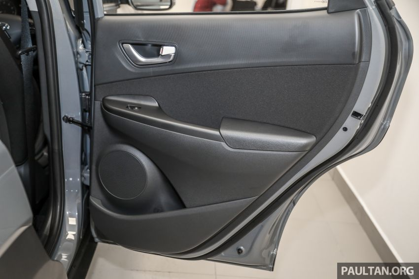 Hyundai Kona facelift launched in Malaysia – 2.0L NA CVT only, Active now with AEB, RM120k to RM137k Image #1280437