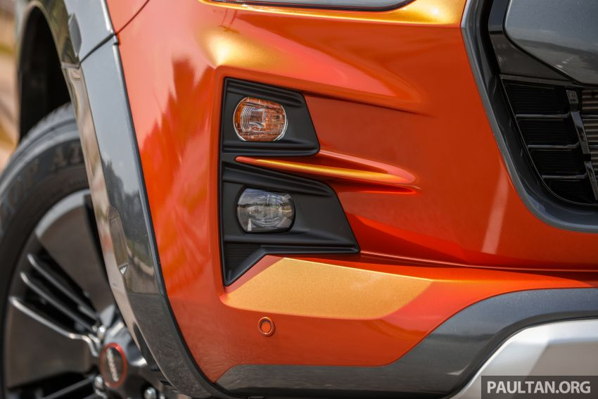 Isuzu D-Max 2021 generasi ketiga di M'sia — tujuh varian, 3.0L turbodiesel baru, ADAS; RM89k-RM142k Image #1281756