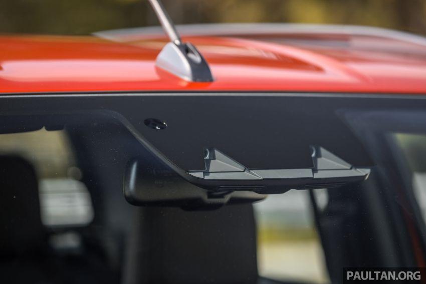 Isuzu D-Max 2021 generasi ketiga di M'sia — tujuh varian, 3.0L turbodiesel baru, ADAS; RM89k-RM142k Image #1281767