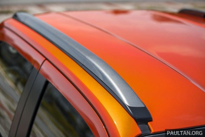 Isuzu D-Max 2021 generasi ketiga di M'sia — tujuh varian, 3.0L turbodiesel baru, ADAS; RM89k-RM142k Image #1281775