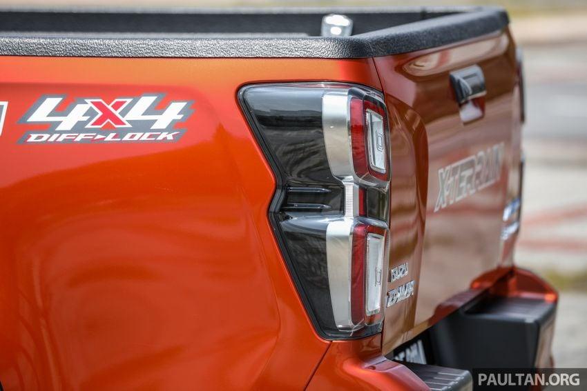 2021 Isuzu D-Max full details out in Malaysia – seven variants, 1.9L & 3.0L turbo, ADAS, fr. RM89k-RM142k Image #1280802