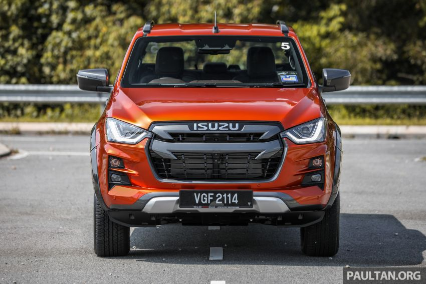 2021 Isuzu D-Max full details out in Malaysia – seven variants, 1.9L & 3.0L turbo, ADAS, fr. RM89k-RM142k Image #1280778