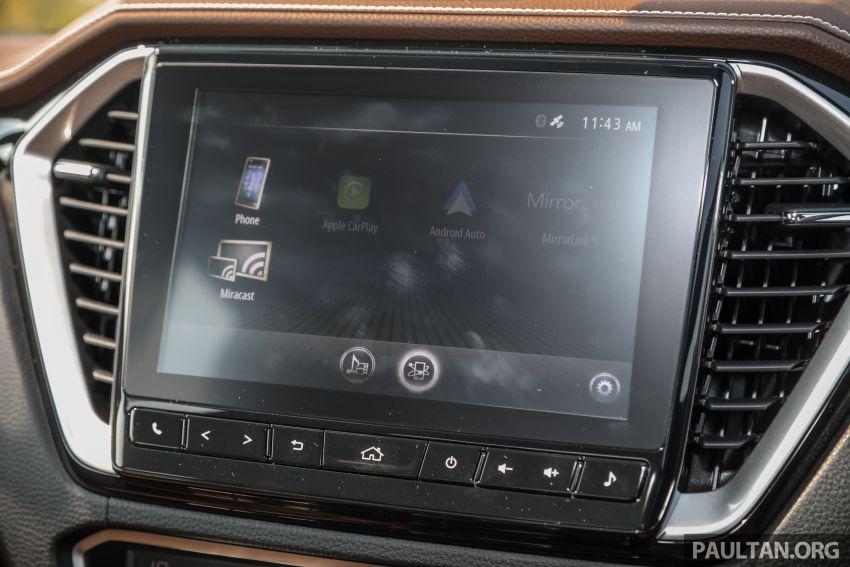 Isuzu D-Max 2021 generasi ketiga di M'sia — tujuh varian, 3.0L turbodiesel baru, ADAS; RM89k-RM142k Image #1281824