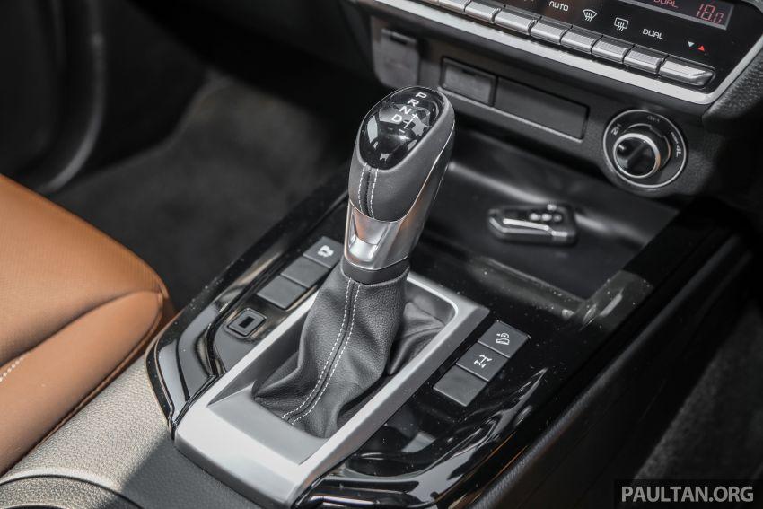 Isuzu D-Max 2021 generasi ketiga di M'sia — tujuh varian, 3.0L turbodiesel baru, ADAS; RM89k-RM142k Image #1281833