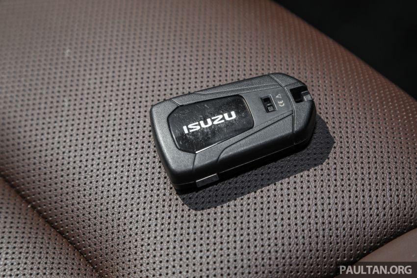Isuzu D-Max 2021 generasi ketiga di M'sia — tujuh varian, 3.0L turbodiesel baru, ADAS; RM89k-RM142k Image #1281840