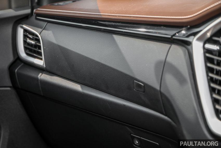 Isuzu D-Max 2021 generasi ketiga di M'sia — tujuh varian, 3.0L turbodiesel baru, ADAS; RM89k-RM142k Image #1281843