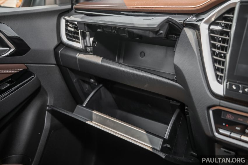 Isuzu D-Max 2021 generasi ketiga di M'sia — tujuh varian, 3.0L turbodiesel baru, ADAS; RM89k-RM142k Image #1281844