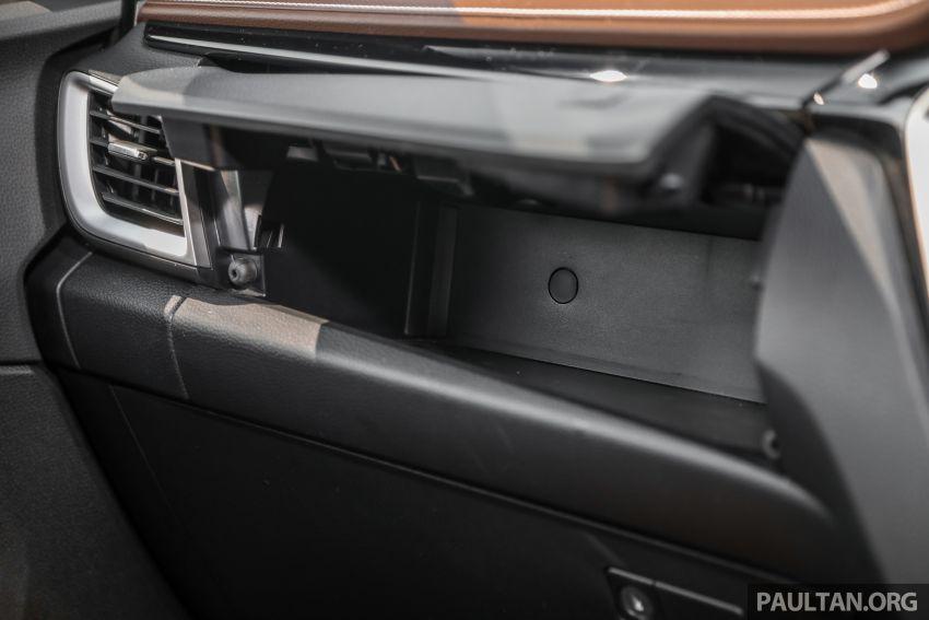 Isuzu D-Max 2021 generasi ketiga di M'sia — tujuh varian, 3.0L turbodiesel baru, ADAS; RM89k-RM142k Image #1281845