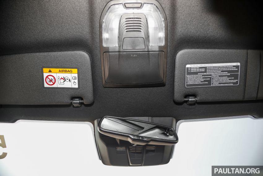 Isuzu D-Max 2021 generasi ketiga di M'sia — tujuh varian, 3.0L turbodiesel baru, ADAS; RM89k-RM142k Image #1281851