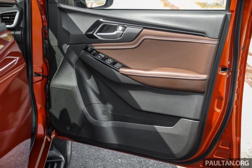 Isuzu D-Max 2021 generasi ketiga di M'sia — tujuh varian, 3.0L turbodiesel baru, ADAS; RM89k-RM142k Image #1281863