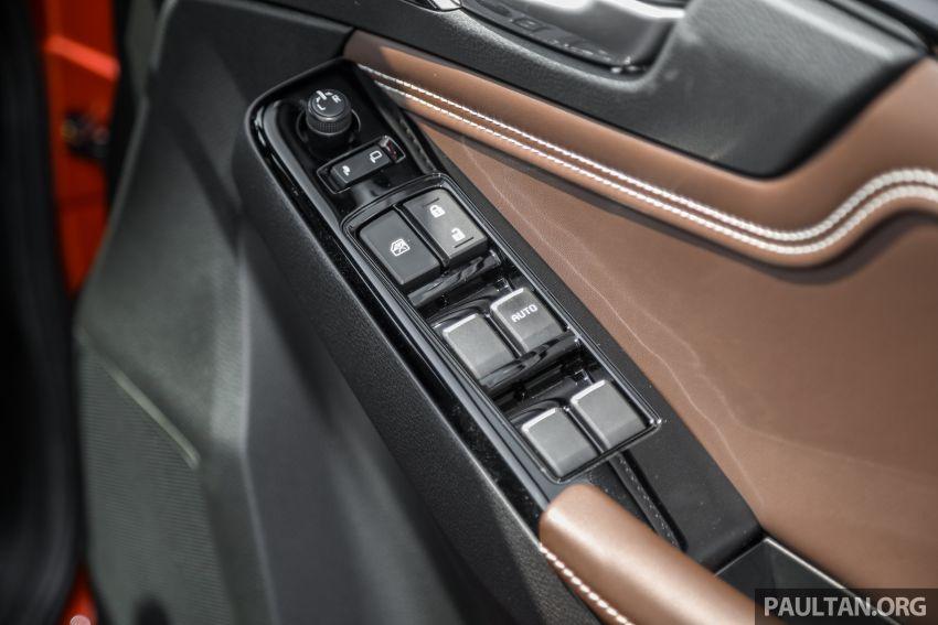 2021 Isuzu D-Max full details out in Malaysia – seven variants, 1.9L & 3.0L turbo, ADAS, fr. RM89k-RM142k Image #1280849