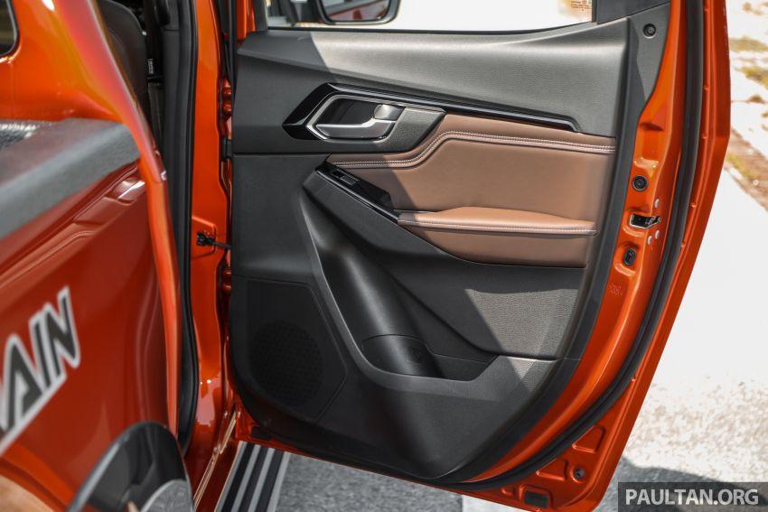 Isuzu D-Max 2021 generasi ketiga di M'sia — tujuh varian, 3.0L turbodiesel baru, ADAS; RM89k-RM142k Image #1281877
