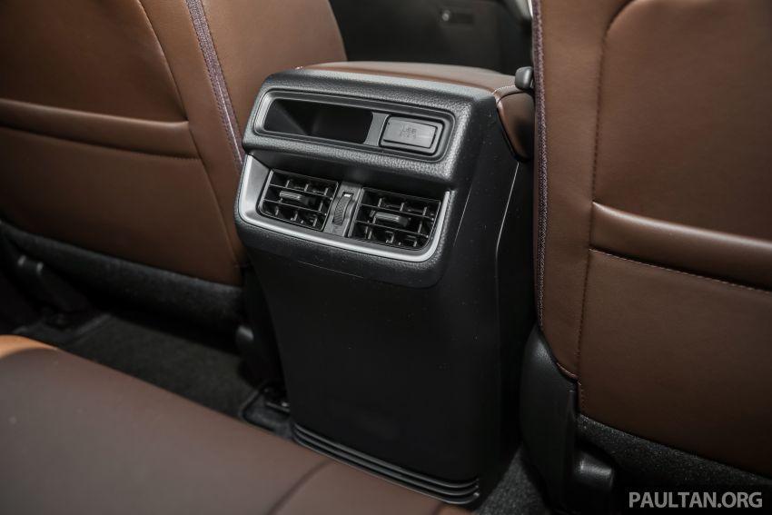 Isuzu D-Max 2021 generasi ketiga di M'sia — tujuh varian, 3.0L turbodiesel baru, ADAS; RM89k-RM142k Image #1281891