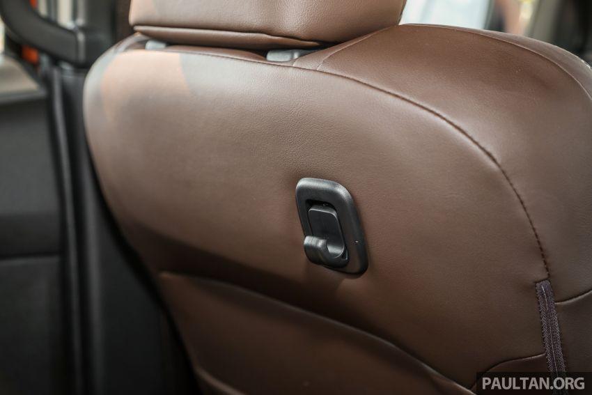 Isuzu D-Max 2021 generasi ketiga di M'sia — tujuh varian, 3.0L turbodiesel baru, ADAS; RM89k-RM142k Image #1281895