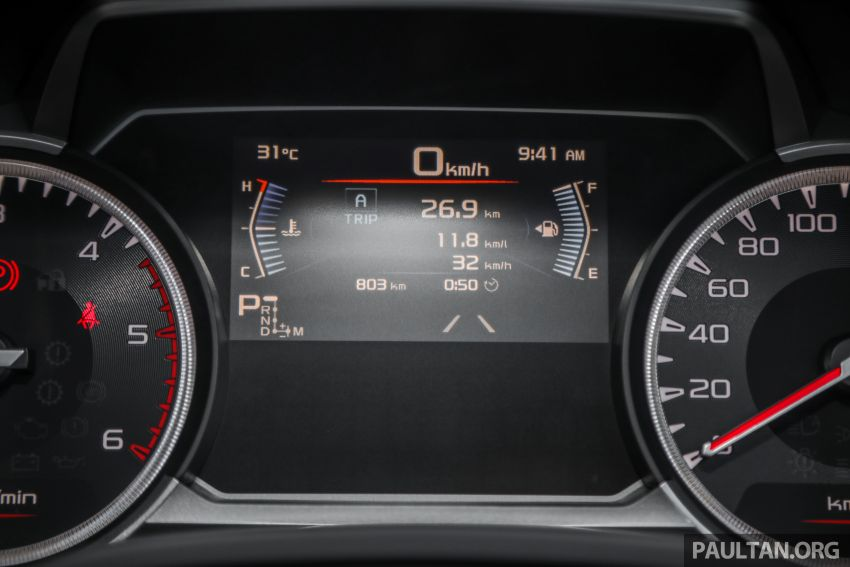 Isuzu D-Max 2021 generasi ketiga di M'sia — tujuh varian, 3.0L turbodiesel baru, ADAS; RM89k-RM142k Image #1281815