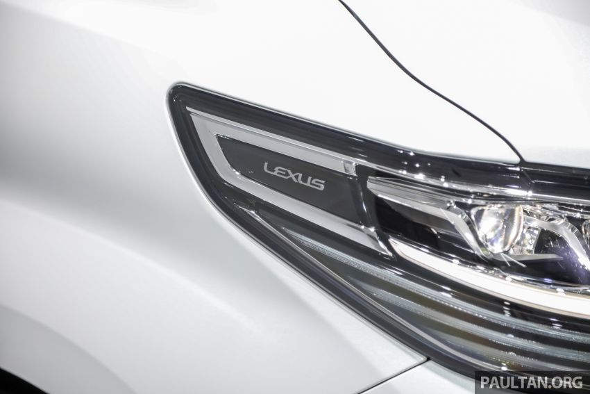 Lexus LM 350 launched in Malaysia – luxury 4-seater Alphard with limo rear seats, 26-inch TV,  RM1.1 million Image #1279049