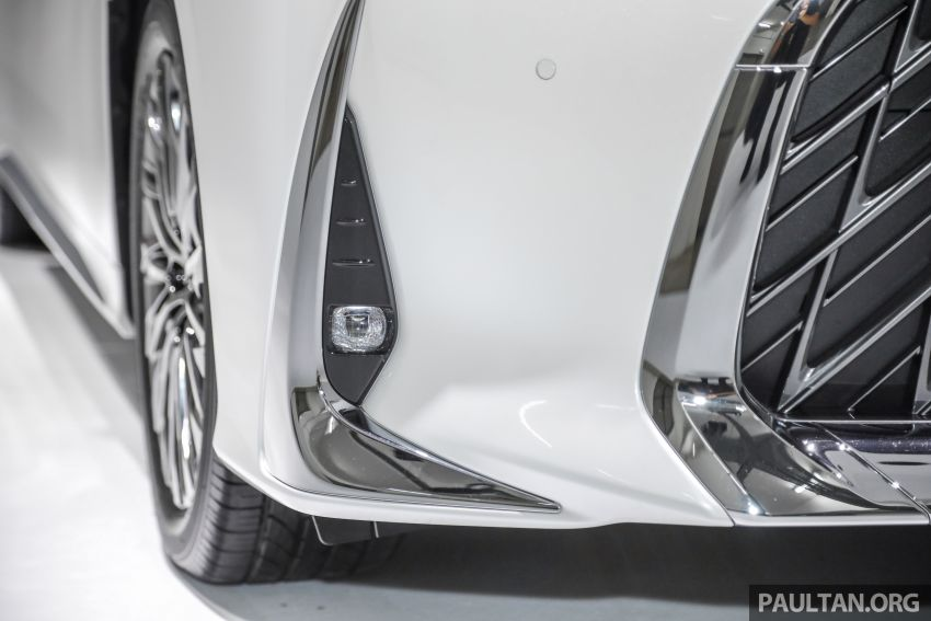 Lexus LM 350 launched in Malaysia – luxury 4-seater Alphard with limo rear seats, 26-inch TV,  RM1.1 million Image #1279050