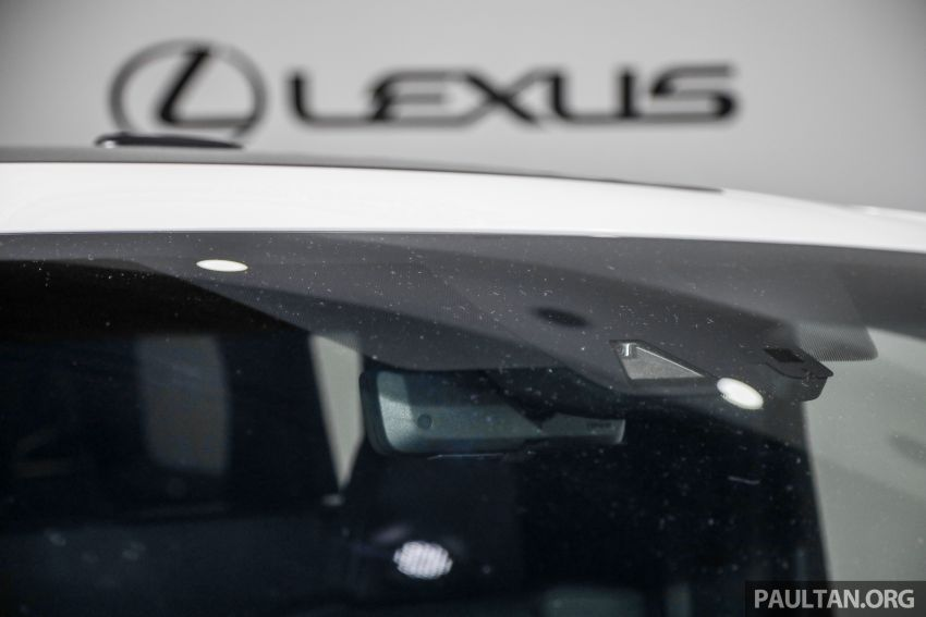 Lexus LM 350 launched in Malaysia – luxury 4-seater Alphard with limo rear seats, 26-inch TV,  RM1.1 million Image #1279057