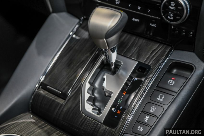 Lexus LM 350 launched in Malaysia – luxury 4-seater Alphard with limo rear seats, 26-inch TV,  RM1.1 million Image #1279095