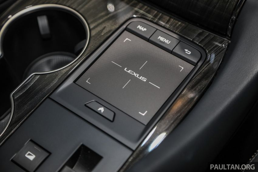 Lexus LM 350 launched in Malaysia – luxury 4-seater Alphard with limo rear seats, 26-inch TV,  RM1.1 million Image #1279097