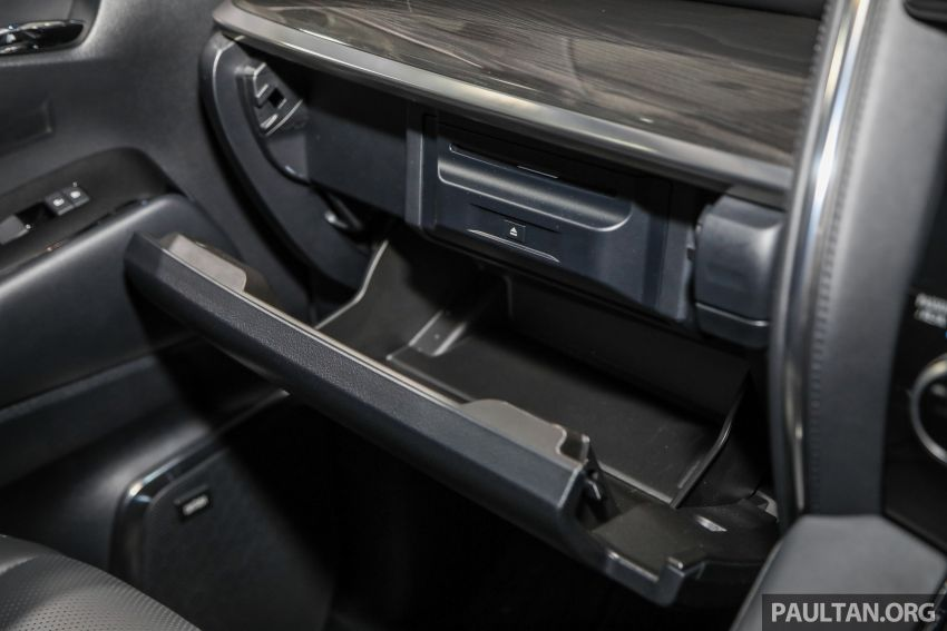 Lexus LM 350 launched in Malaysia – luxury 4-seater Alphard with limo rear seats, 26-inch TV,  RM1.1 million Image #1279105