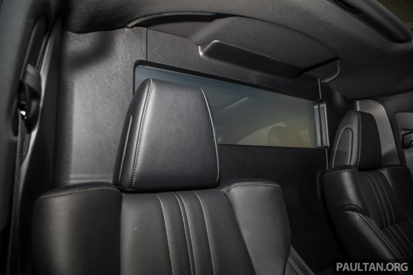 Lexus LM 350 launched in Malaysia – luxury 4-seater Alphard with limo rear seats, 26-inch TV,  RM1.1 million Image #1279116
