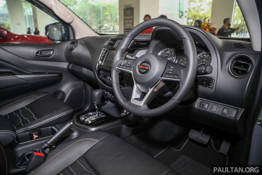 2021 Nissan Navara facelift launched in Malaysia – six variants, including new Pro-4X; from RM92k-RM142k Image #1281691