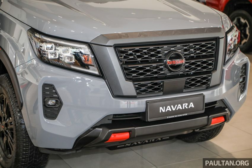 2021 Nissan Navara facelift launched in Malaysia – six variants, including new Pro-4X; from RM92k-RM142k Image #1281654